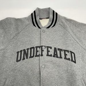 Undefeated DOUBLE CROSS VARSITY Jacket